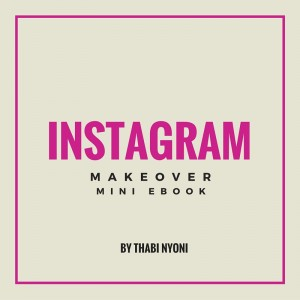 Instagram Makeover Mini Ebook