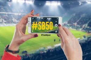 Thabi Nyoni SuperBowl 50 Hashtag